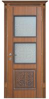 Дверь межкомнатная ВИП Модель Кадис (остекленные), фото 1