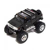 "Машинка KINSMART ""Hummer H2 Sut"" черная. KT5326W"