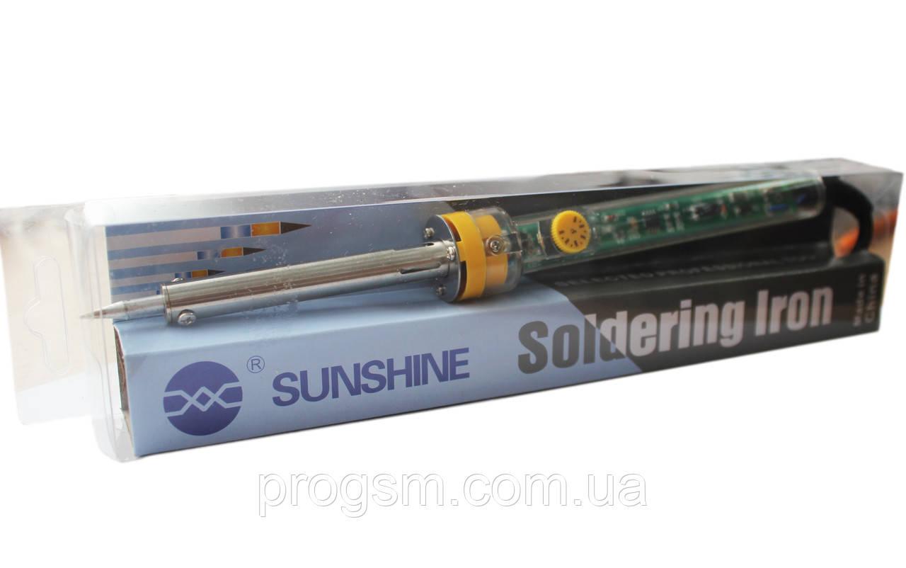 Паяльник Sunshine 905 Soldering Iron (220V 60W) с регулировкой температуры 200-450°