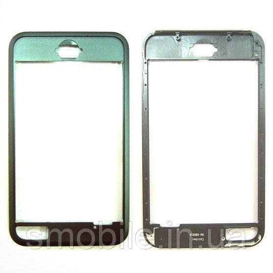 Apple Металическая рамка корпуса iPod Touch 1 -го поколения, черный