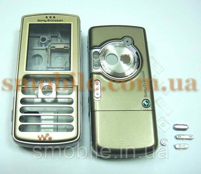 Sony Ericsson Корпус Sony Ericsson W700 золотистый