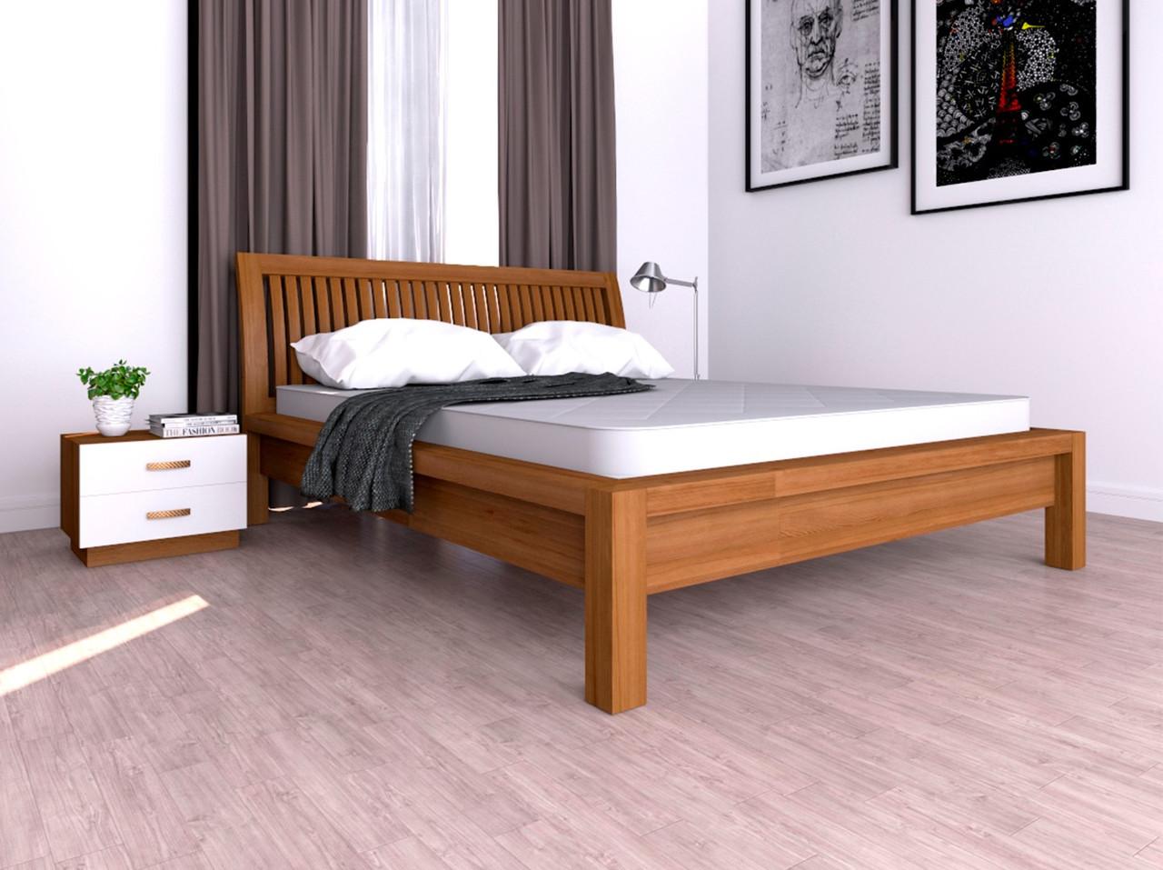Деревянная подъемная кровать Юнона ТМ ТИС