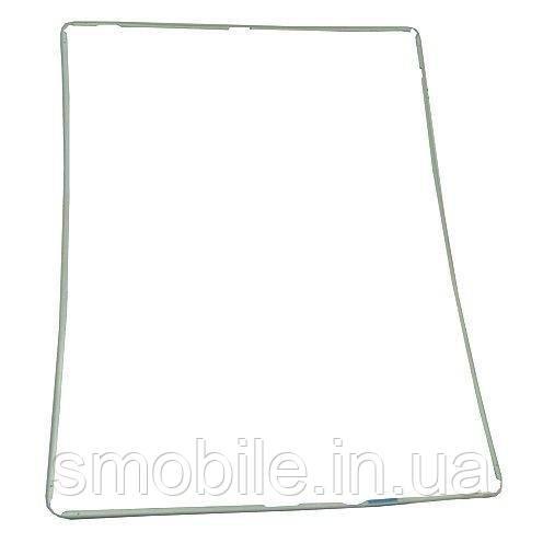 Apple Пластиковая рамка под сенсор iPad 3 / iPad 4 белая (оригинал)