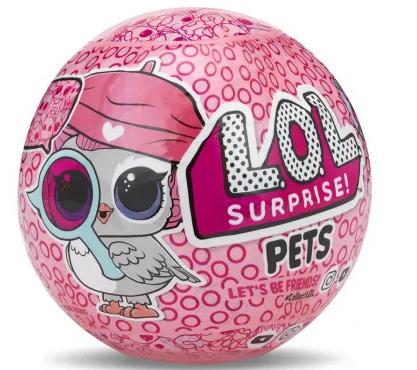 Лол питомцы декодер 4 серия L.O.L. Surprise Pets