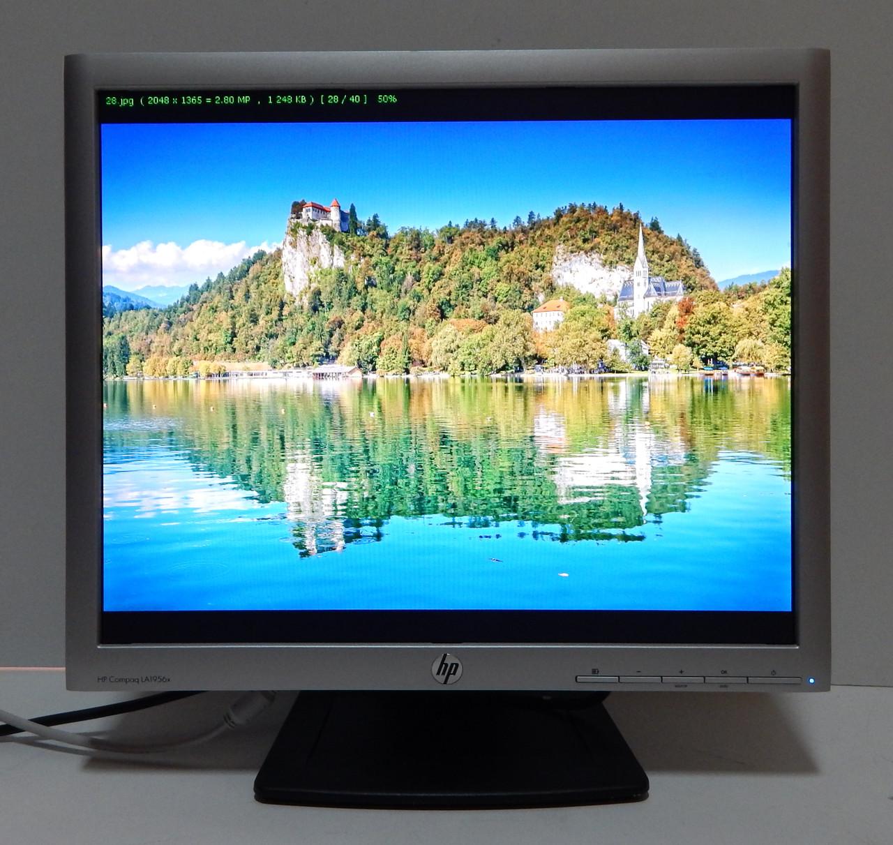 Монитор HP LA1956x 19 дюймов LED