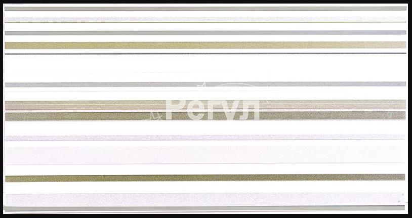 Листовая панель ПВХ на стену Регул, Фон (Ветка Оливковая)