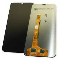 Vivo Дисплей Vivo Y17 / Y15 / Y12 / Y11 / U3X с сенсором, черный (оригинальные комплектующие)