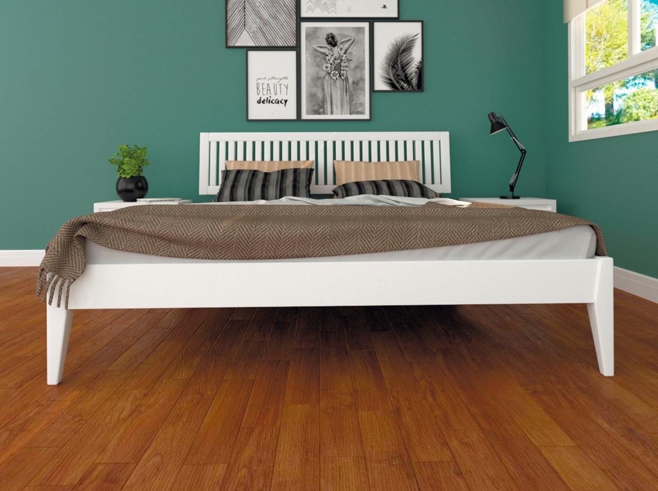Деревянная кровать Милена  ТМ ТИС