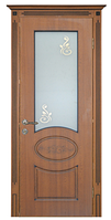 Дверь межкомнатная ВИП Модель Версаль (остекленная), фото 1