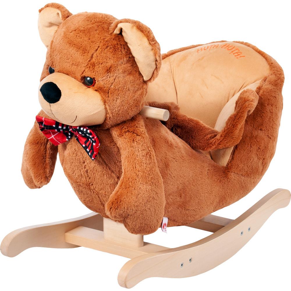 Крісло гойдалка дитяче Ведмедик 60см
