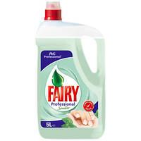 Гель для мытья посуды Fairy Sensetiv 5 л