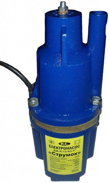 Насос вібраційний Струмок верхній забір води 1 клапан Білорусь