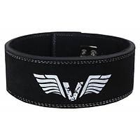 Пояс для тяжелой атлетики VNK Leather Pro L, фото 1