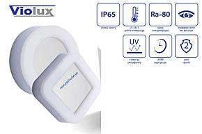 Настенно-потолочный светодиодный светильник круглый 15W 4000K Neo Violux, фото 2