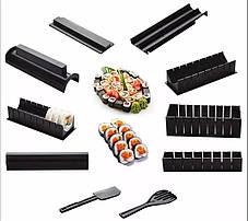 """Набор форм для приготовления суши и роллов 5 в 1  """"Мидори"""", фото 3"""