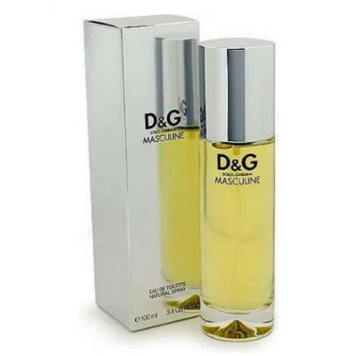 Мужская парфюмированная вода Dolce Gabbana Masculine 100 мл