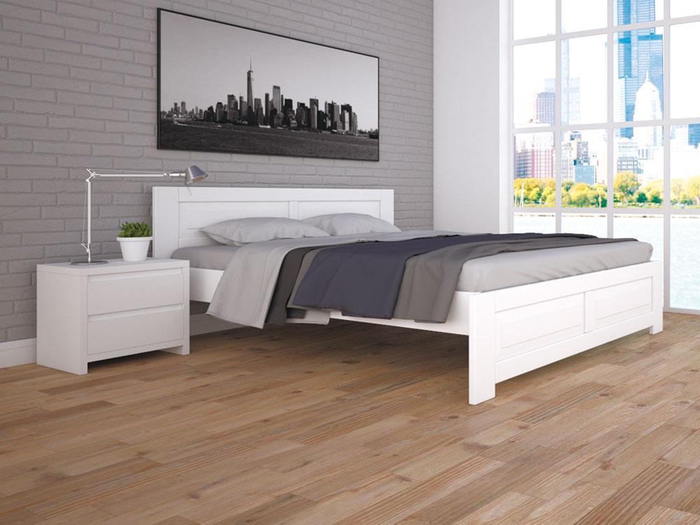Деревянная кровать ЛК-8 ТМ ТИС
