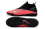 Сороконожки Nike Phantom Vision II React Pro DF TF black/red, фото 4