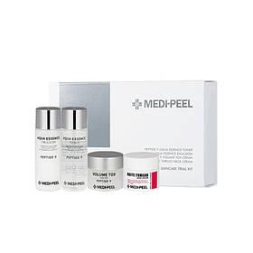 Косметический набор мини-средств для лица с пептидами Medi-Peel Peptide Skincare Trial Kit 4 шт