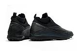 Сороконожки Nike Phantom Vision II React Pro DF TF black, фото 2