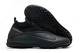 Сороконожки Nike Phantom Vision II React Pro DF TF black, фото 3