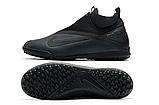 Сороконожки Nike Phantom Vision II React Pro DF TF black, фото 4
