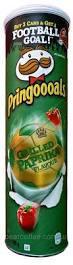 Чипсы Pringles Grilled Paprika 200 g