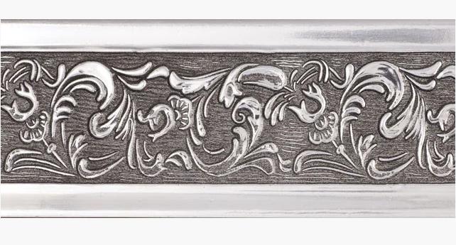 Декоративная лента на потолочный карниз КСМ Бленда Богемия №312