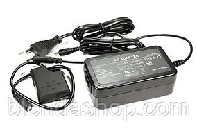 Сетевой адаптер EH-5A + EP-5A для Nikon D3100 D3200 D3300 D3400 D3500 D5100 D5200, D5300 D5500 D5600