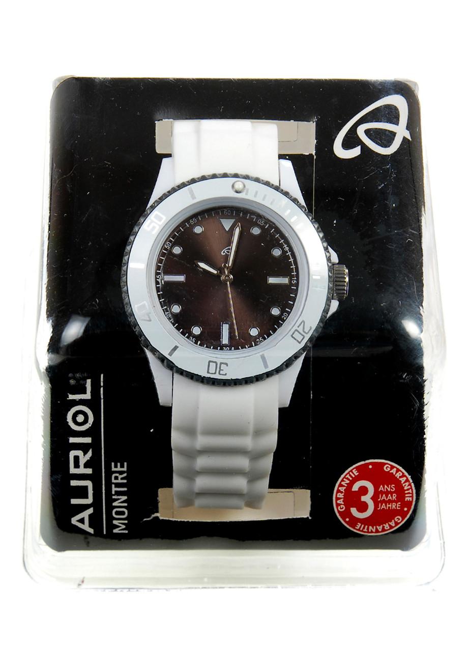 Наручний годинник унісекс Auriol білі