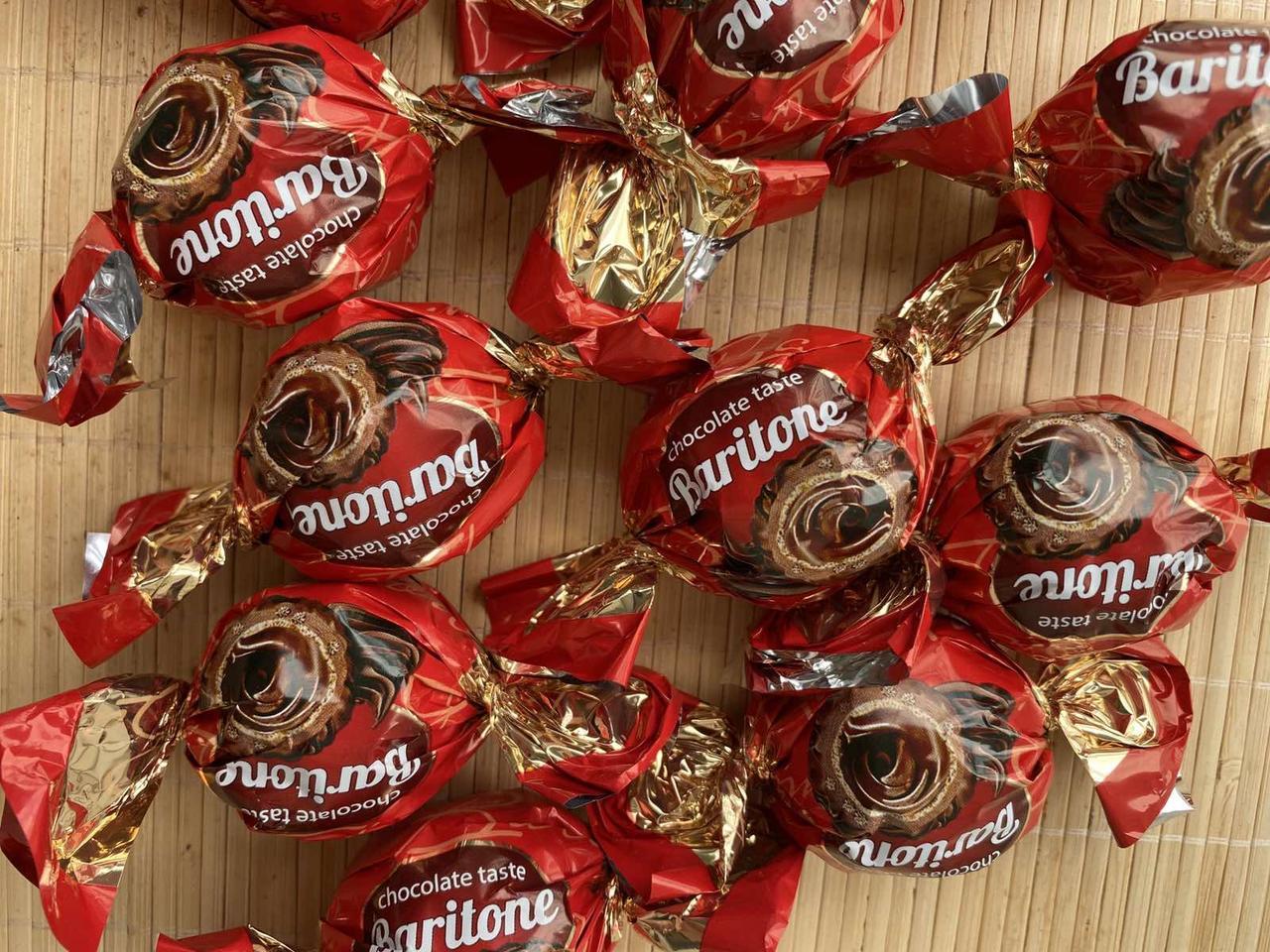 Баритон шоколадный АВК