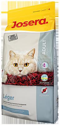 Josera Léger корм для малоактивных и склонных к полноте,в том числе кастрированных и стерилизованным кошек10кг