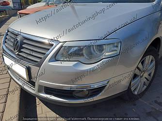 Ресницы фар VW Passat B6 (2006-2010)