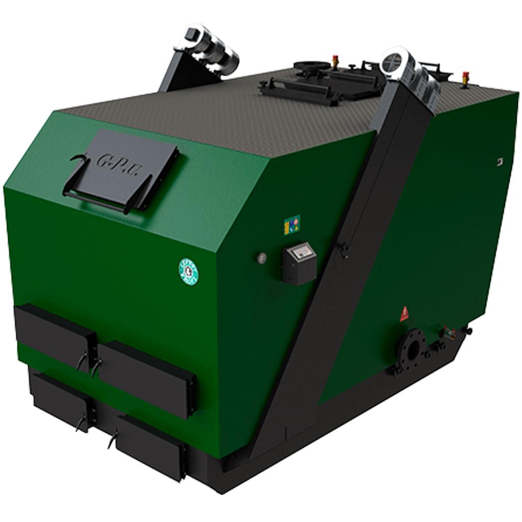Промышленные шахтные котлы GEFEST-PROFI U 400 кВт