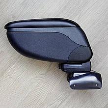Подлокотник Armcik S2 со сдвижной крышкой и регулируемым наклоном для Nissan Micra K13 2010-2017