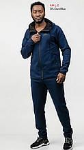 Спортивный костюм мужской Adidas трикотажный Синий