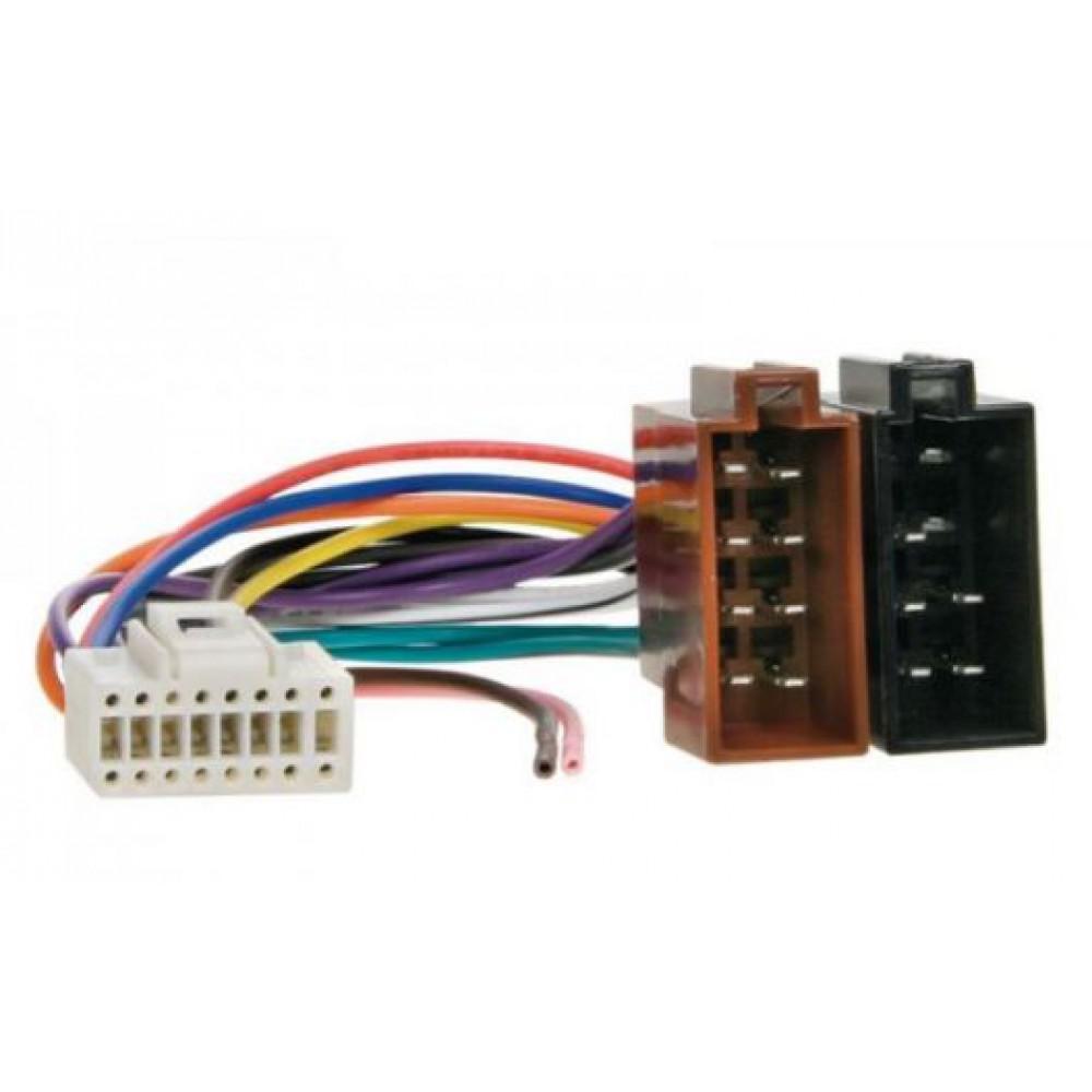Переходник Магнитола-ISO 450501 Alpine-ISO