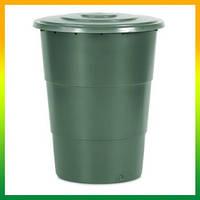 Емкость для сбора дождевой воды Prosperplast Classican 200 л, зеленая, фото 1