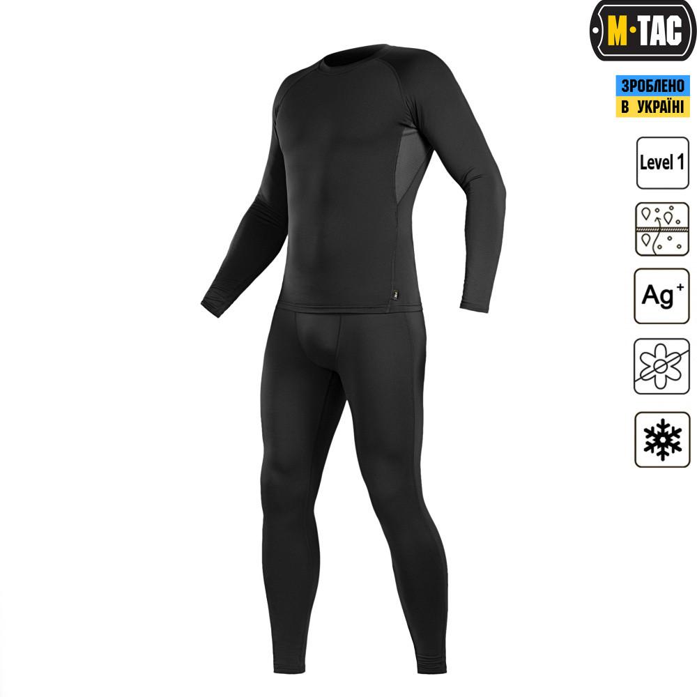M-Tac термобелье ThermoLine Black XL