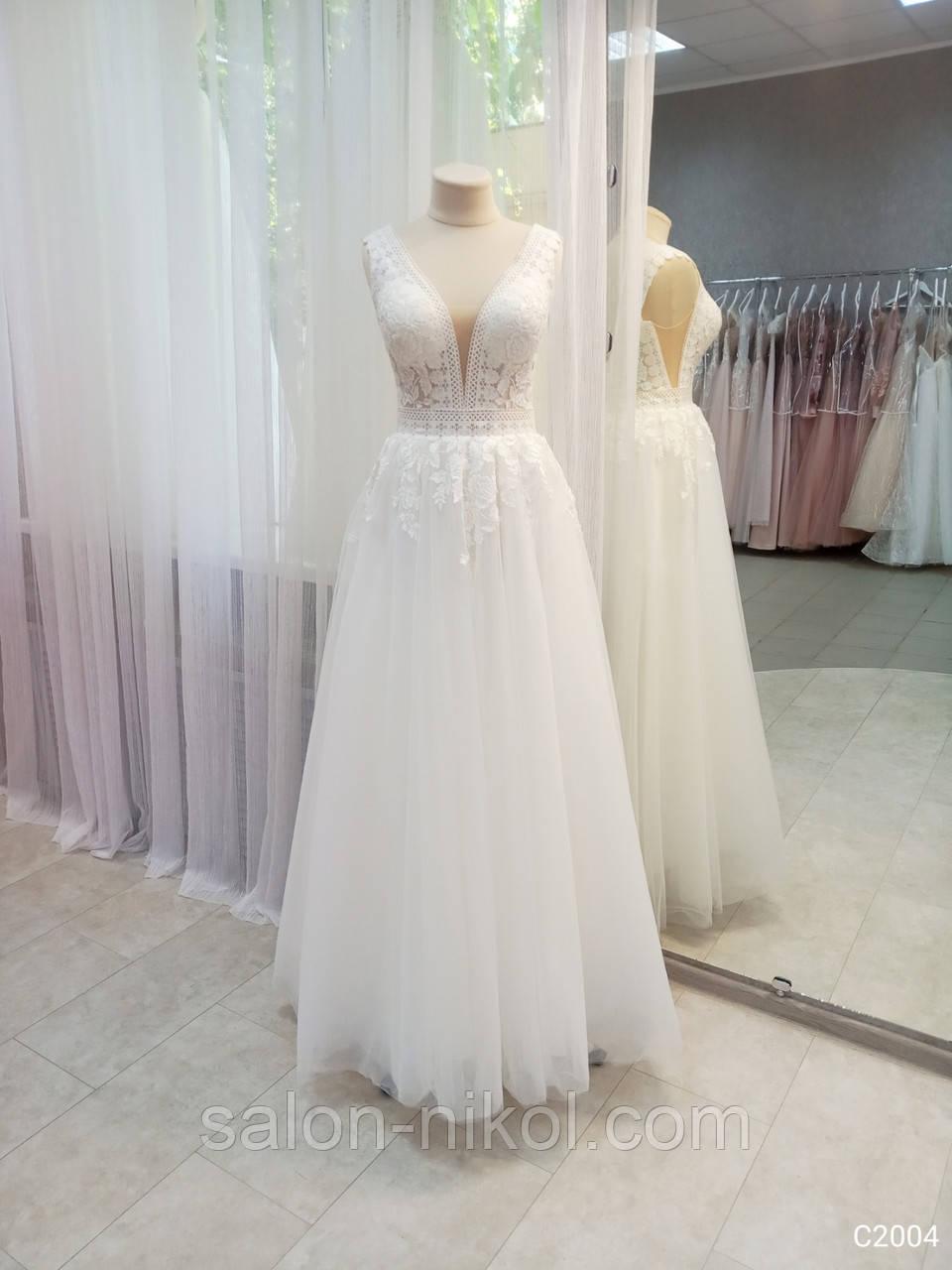 Свадебное платье № C2004
