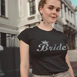 """Футболка на девичник """"Bride"""""""