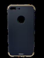 Чехол-накладка Remax Lock Series Case для Apple iPhone 7 Plus Черный