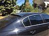 Козырек заднего стекла VW Passat B6 (2006-2010), фото 6