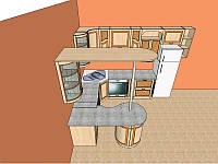 Кухня Юля VIP Нова в Жмеренке