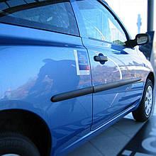 Молдинги на двери для Nissan Micra K12 3 Door 2002-2010