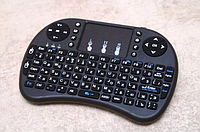 Беспроводная мини клавиатура i8 для смарт ТВ/ПК/планшетов | KEYBOARD