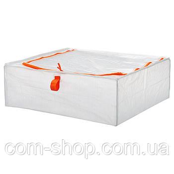 Сумка для хранения вещей IKEA, органайзер, 55x49x19 см
