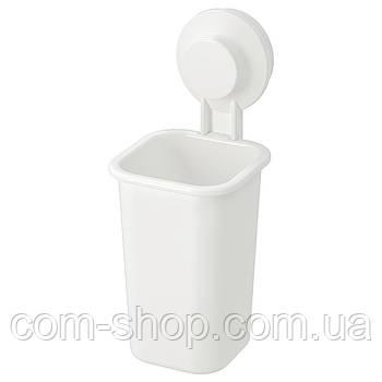IKEA Держатель для зубных щеток, белый