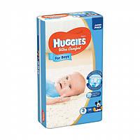 Подгузники для мальчиков Huggies Ultra Comfort размер 3, 5-9 кг, 56 шт