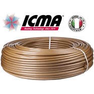 Труба для теплого пола ICMA Floor Gold-PEX-A 16х2 (Италия)